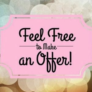 Other - MAKE ME AN OFFER 💖💖
